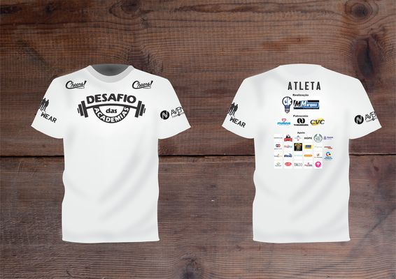 Camiseta branca   desafio das academias   23082016 %281%29