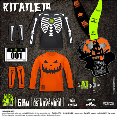 Music   run hallow 2016 kit atleta