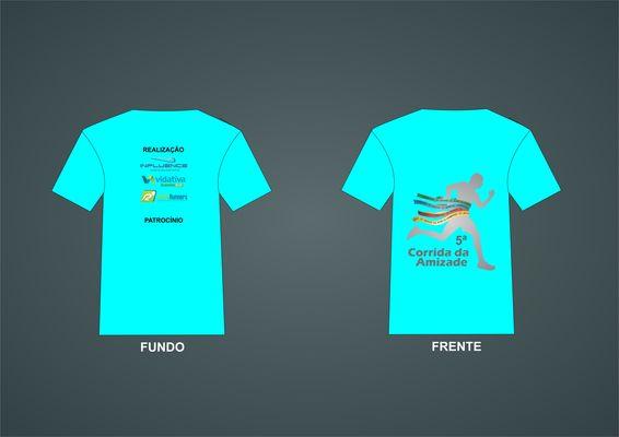 Camisa corrida da amizade 2016
