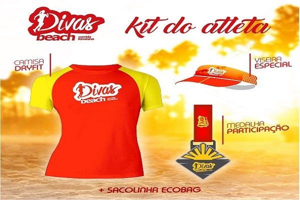 Divas beach 2016 kit do atleta 600 400