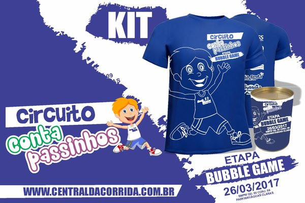 Kit conta passinhos 2017 bubble game site