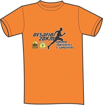 Camiseta trail