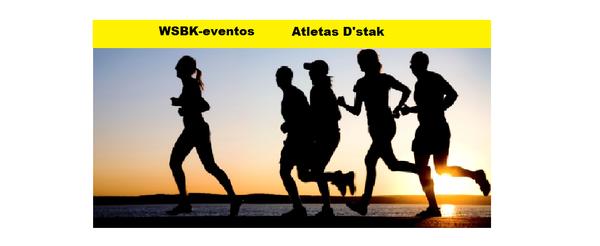Wsbk eventos atletas d'stak 1