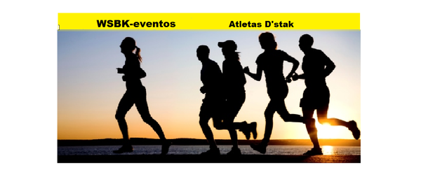 Wsbk eventos atletas d'stak 2