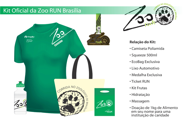 Kit zoo run bras%c3%adlia