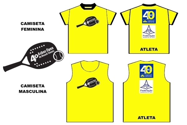 Camiseta site 4%c2%ba asbac open de beach tennis