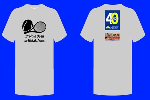 Camiseta site   1%c2%ba mala open de t%c3%aanis da asbac