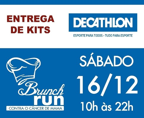 Entrega de kit brunch