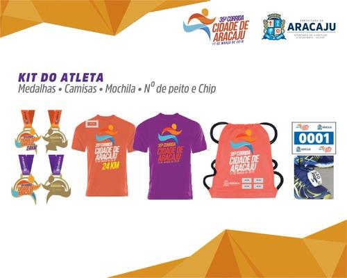 Banner kit corrida central