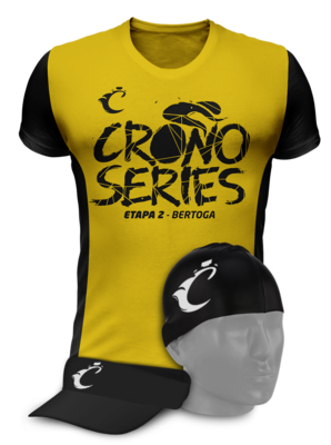 Kit cronoseries bertioga 2