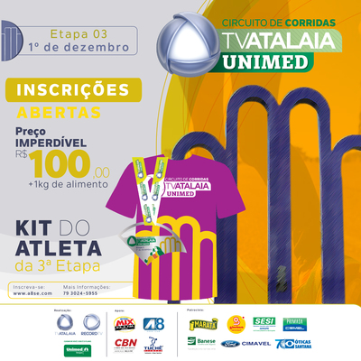 Etapa3 2018 post kit do atleta
