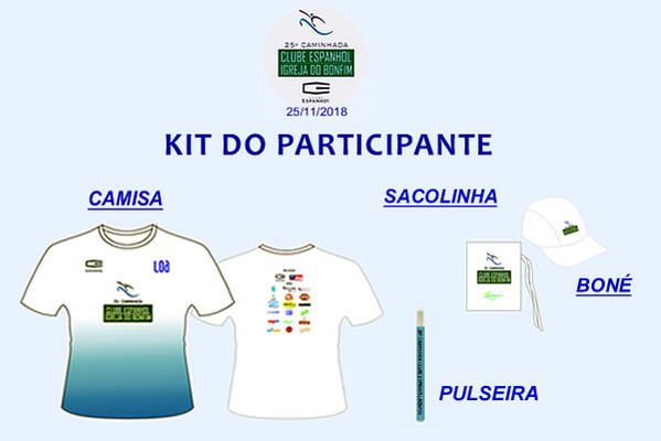 Banner square kit do participante 25%c2%aa caminhada clube espanhol bonfim 2018 600x400 pxls