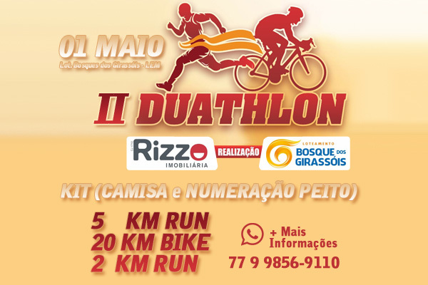 Kit duathlon