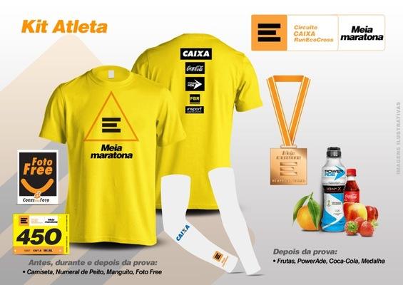 Kit meiamaratona 1