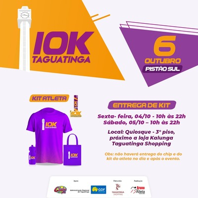 Entrega kit do atleta 1