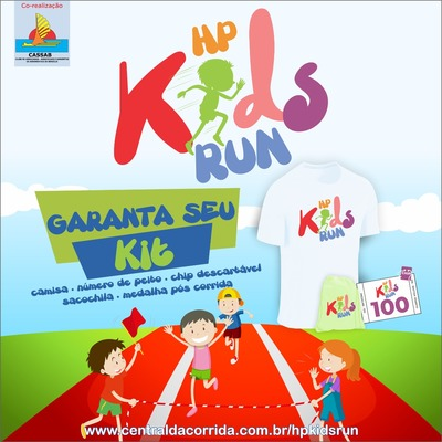 Hp kids run banner