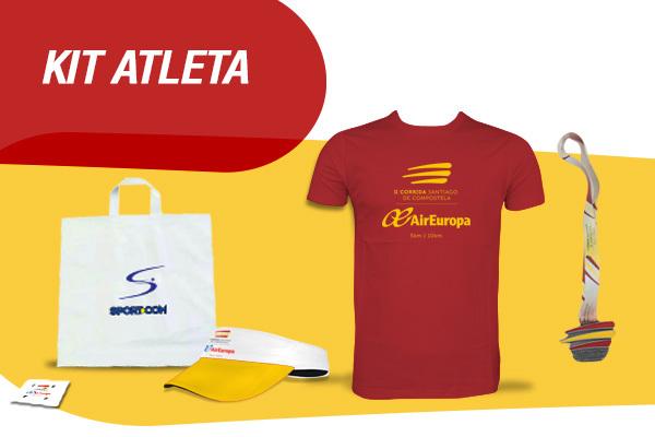 Corrida 2015 kit