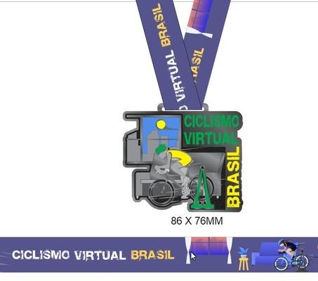 Medalha ciclismo