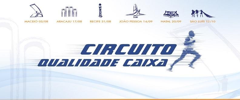 Circuito Qualidade Caixa - Etapa Maceió 2014