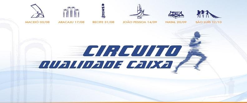 Circuito Qualidade Caixa - Etapa João Pessoa 2014