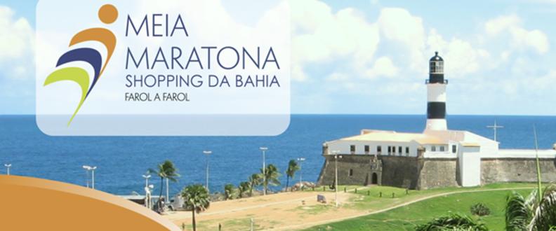Meia Maratona Shopping da Bahia Farol a Farol 2017