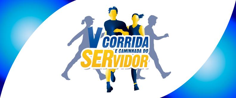 V CORRIDA E CAMINHADA DO SERVIDOR