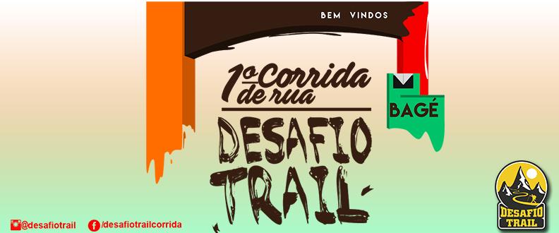 I Corrida Desafio Trail Bagé/RS