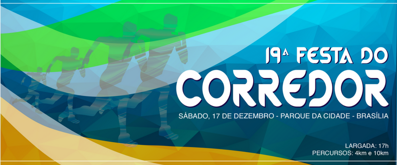 19ª FESTA DO CORREDOR