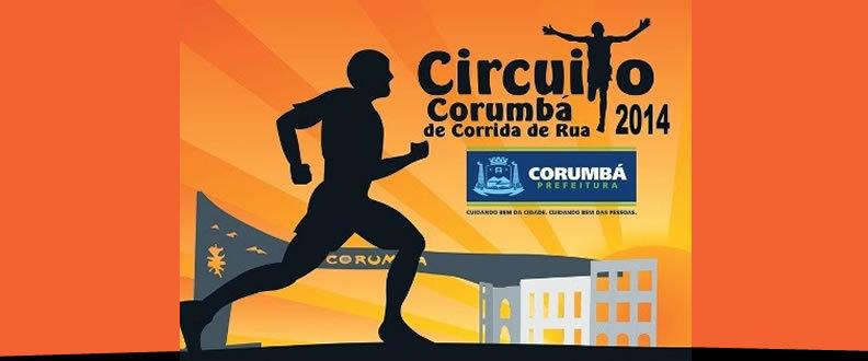 CIRCUITO CORUMBÁ DE CORRIDA DE RUA - 4ª Etapa