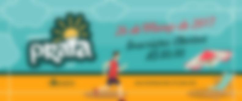 Corrida da praia 2017 banner