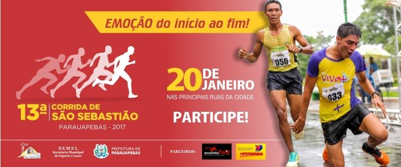 13ª CORRIDA DE SÃO SEBASTIÃO