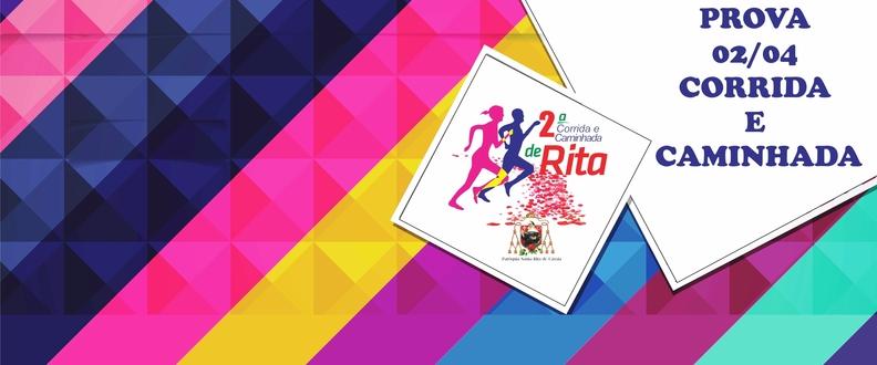 2º CORRIDA DE RITA