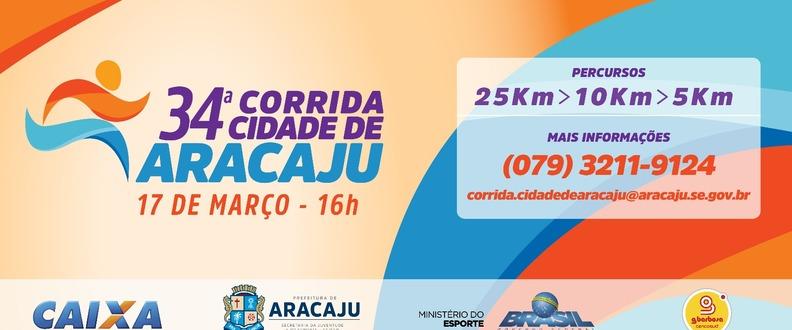CORRIDA CIDADE DE ARACAJU 2017