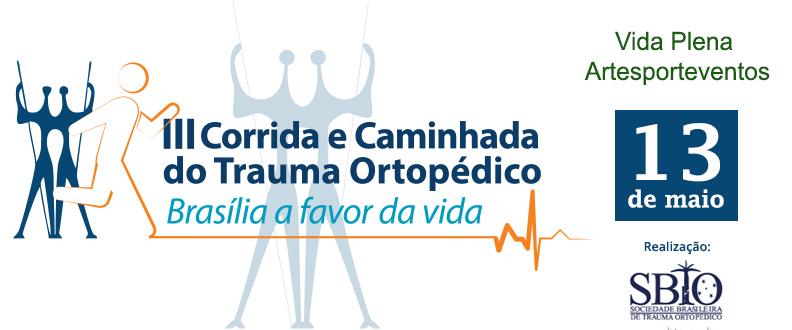 III Corrida e Caminhada do Trauma Ortopédico-SBTO