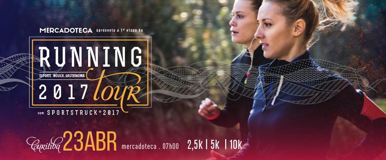 Running Tour 2017 - Etapa Curitiba