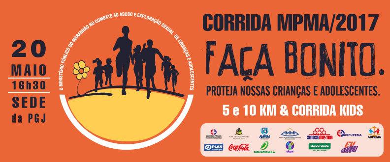 CORRIDA DO MPMA 2017