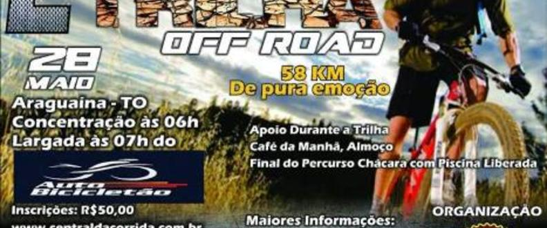 2º CROSS TRILHA OFF ROAD