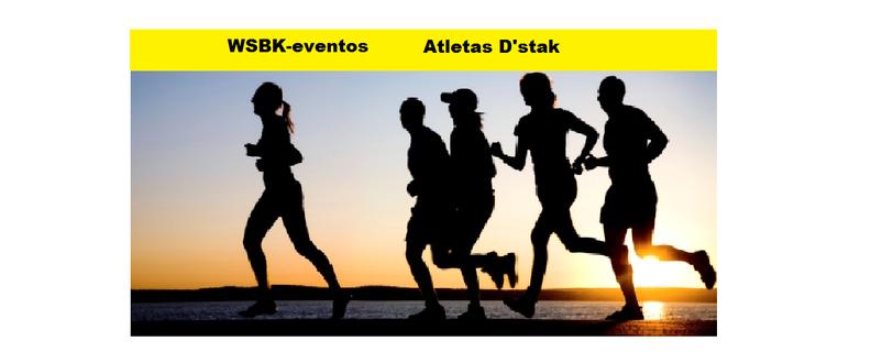 2ª etapa WSBK-eventos atletas D' stak