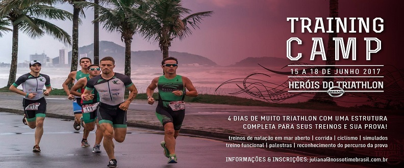 Training Camp Heróis do Triathlon