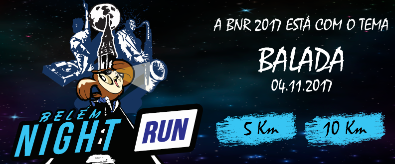 BELÉM NIGHT RUN 2017