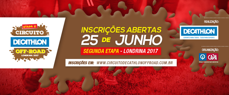 Circuito Decathlon Off Road - Etapa 2