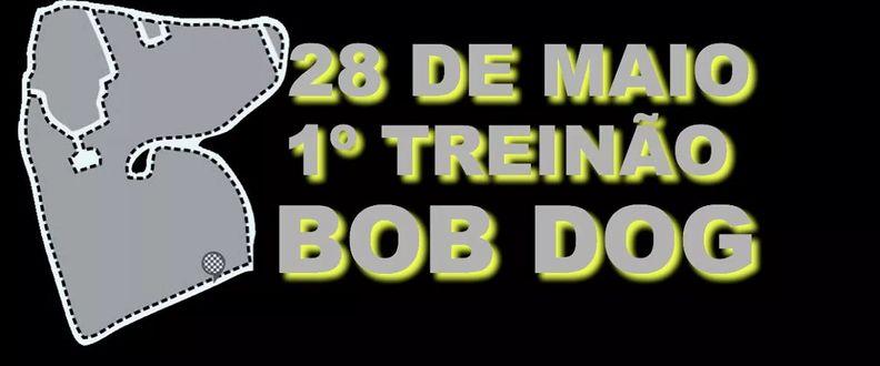 1 Treino Bob Dog