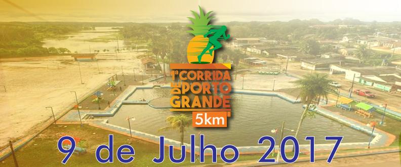 I Corrida de Porto Grande 2017