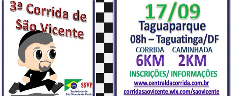 3ª CORRIDA DE SÃO VICENTE