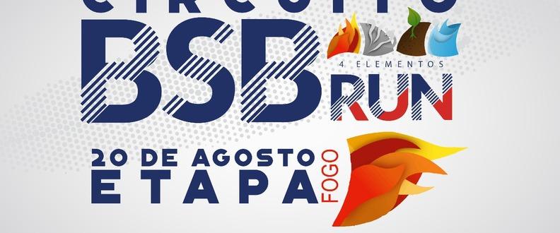 Circuito BSB Run 4 elementos - Etapa Fogo