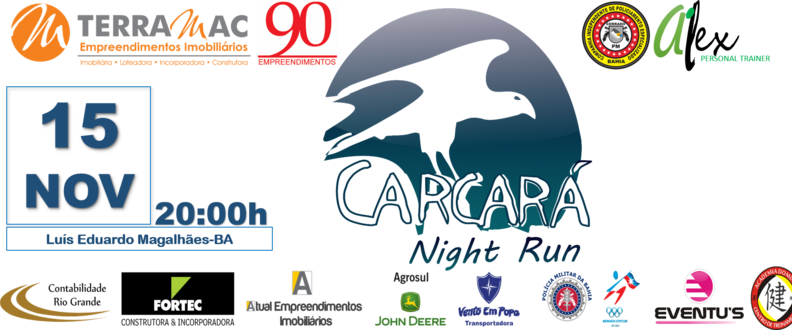 CARCARÁ NIGHT RUN