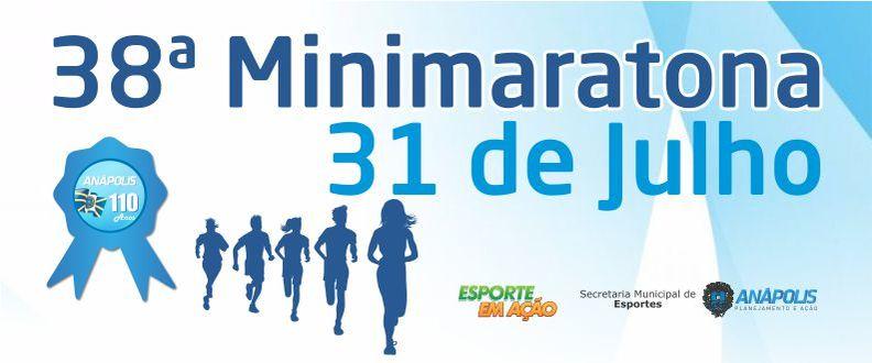 38ª Minimaratona 31 de Julho