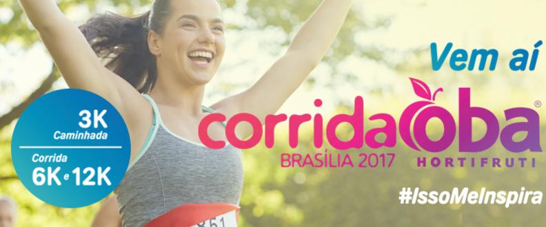 CORRIDA OBA BRASILIA 2017