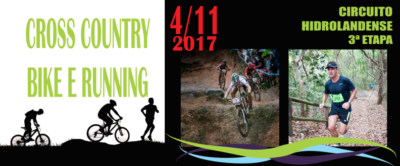 CROSS COUNTRY - CIRCUITO HIDROLANDENSE ETAPA 3