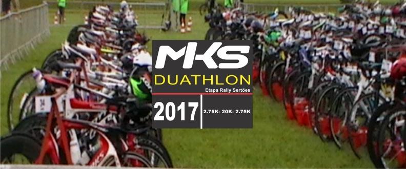 COPA MKS DE DUATHLON - etapa Rally dos Sertões